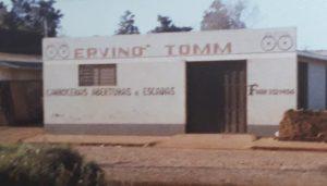 Esquadrias Tomm 1989