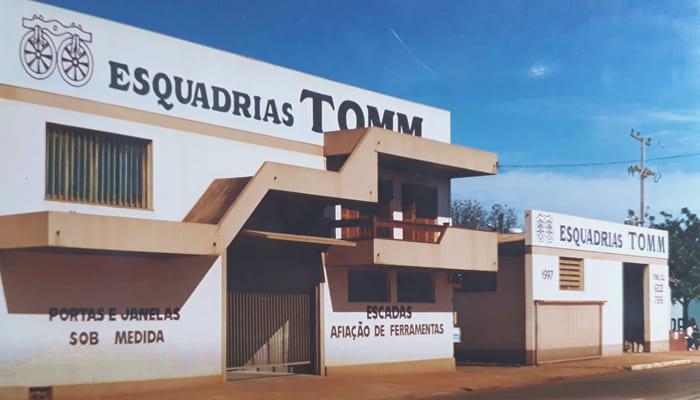 Esquadrias Tomm (2003)